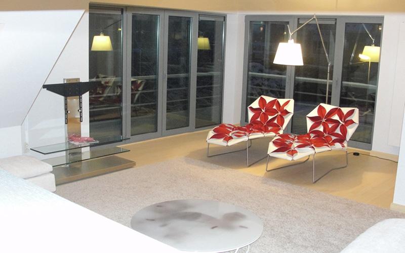 Appartamento sottotetto Bruxelles