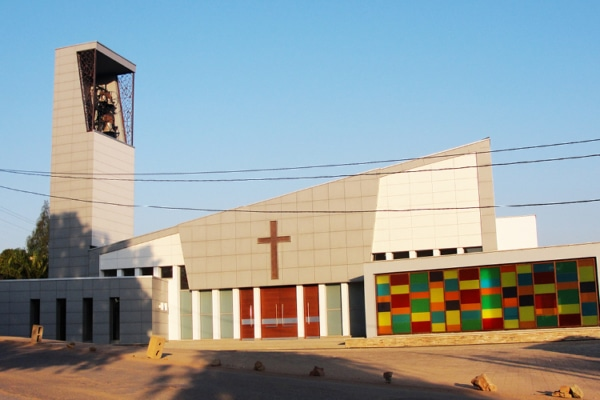 "Chiesa Cattolica ""Demain Marial"" Lubumbashi R.D.C"