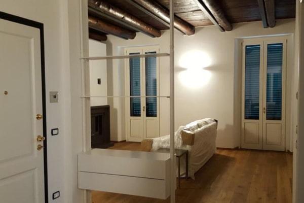Palazzo storico due appartamenti Pisogne
