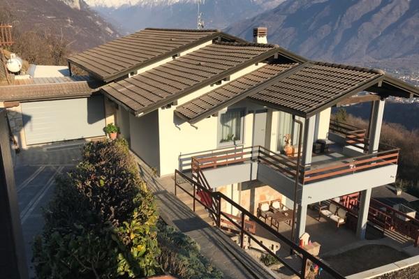 Villa bifamiliare Angolo Terme