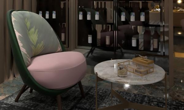 Progettazione con rendering 3D: un'anteprima con il massimo realismo